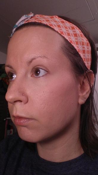 Face Makeup Finish