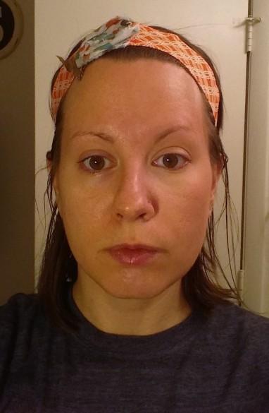 Face Makeup Only